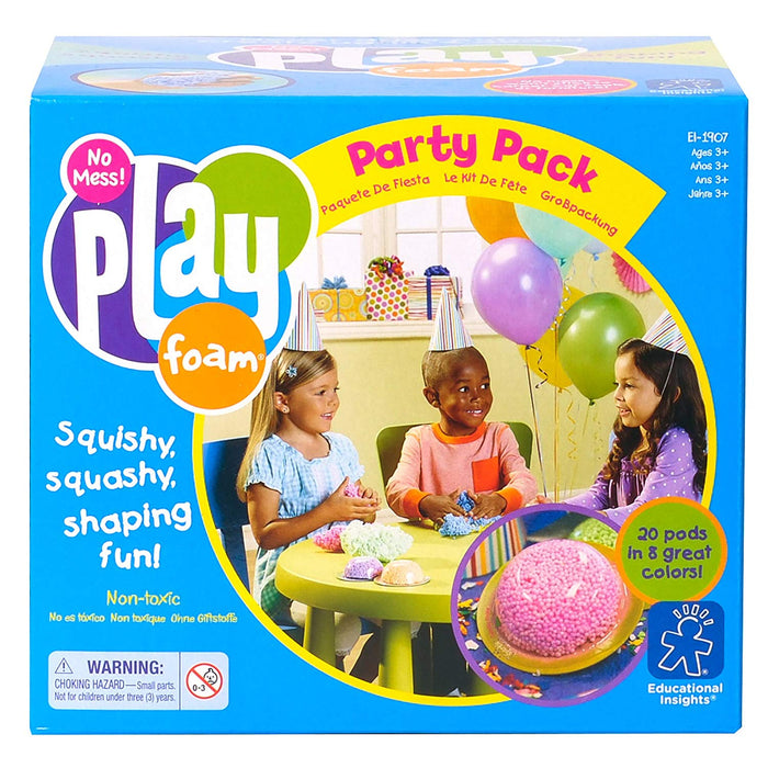 Educational Insights Playfoam 20 Pack - Preggy Plus