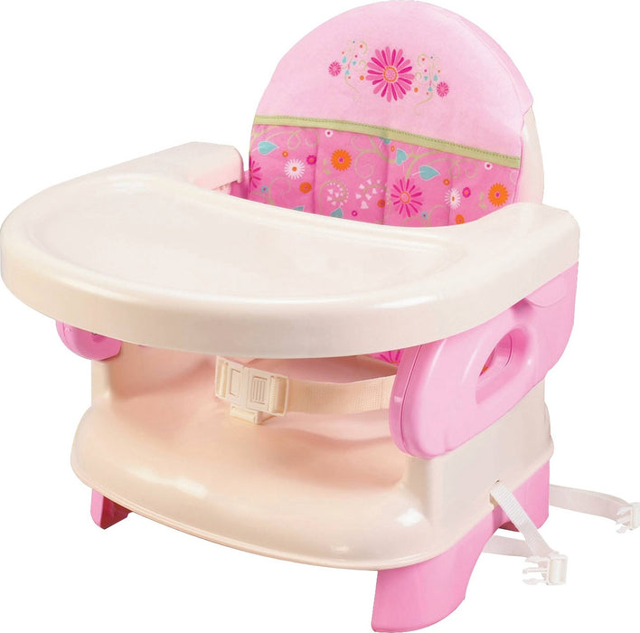 Summer Infant Deluxe Comfort Folding Booster - Pink Happiness - Preggy Plus