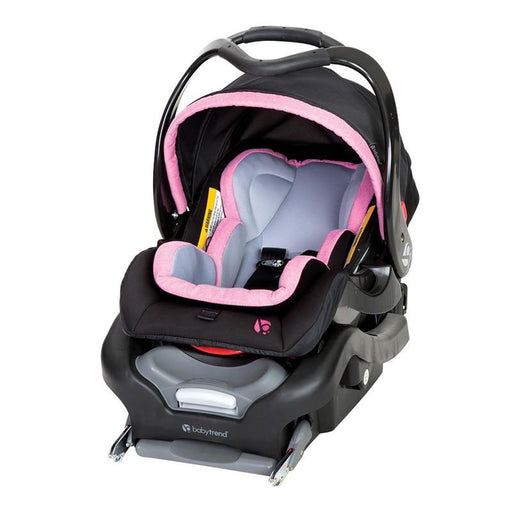 Baby Trend Secure Snap Tech 35 Infant Car Seat - Pink Sorbet - Preggy Plus
