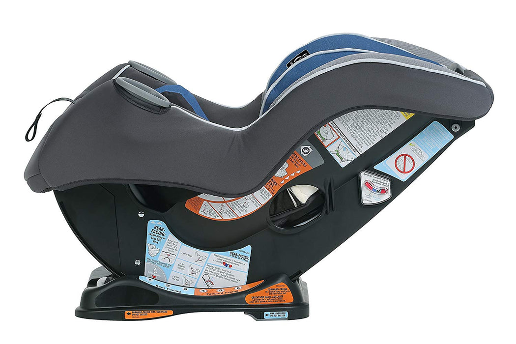 Graco Sequel/Sequence 65 Convertible Car Seat, Malibu - Preggy Plus