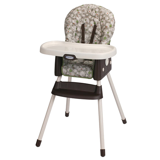 Graco® SimpleSwitch™ High Chair + Booster, Zuba - Preggy Plus