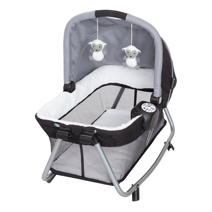 Baby Trend Simply Smart™ Nursery Center - Whisper Grey