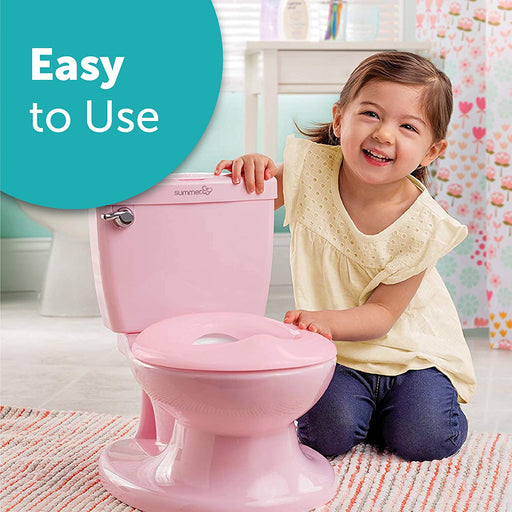 Summer Infant My Size Potty, Pink (11525) - Preggy Plus