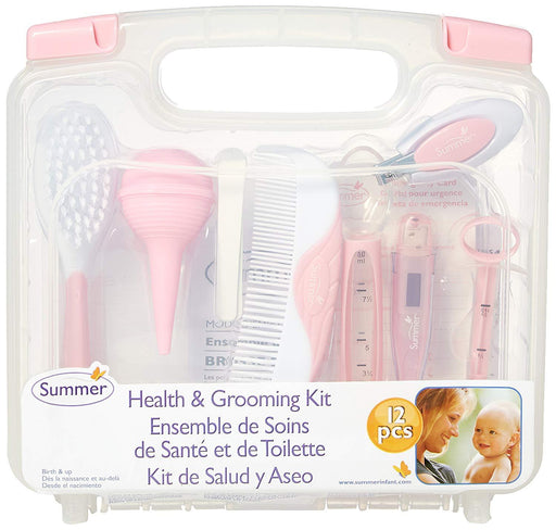 Summer Infant Health and Grooming Kit - Pink - Preggy Plus