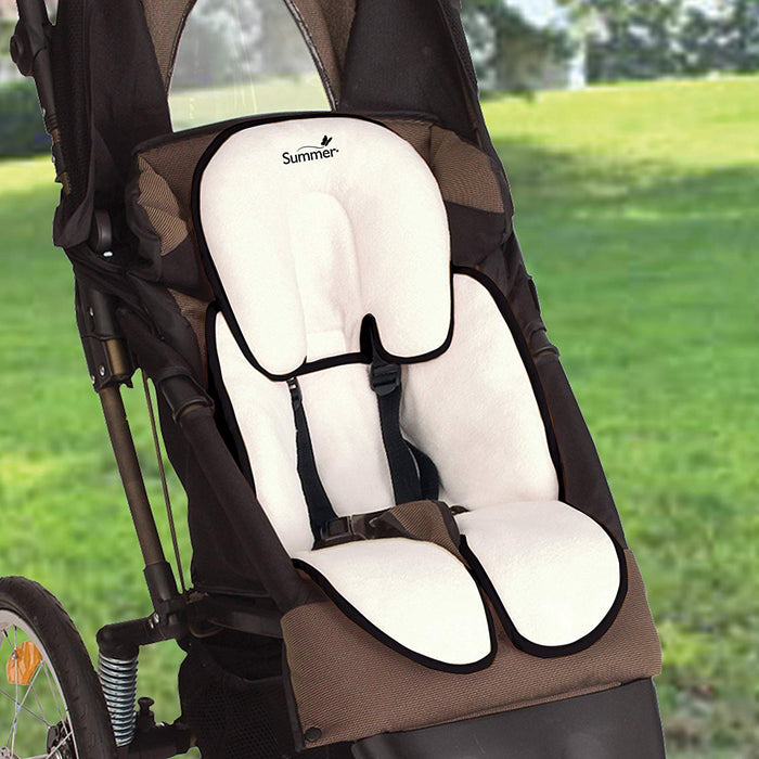 Summer Infant Snuzzler Infant Support for Car Seats and Strollers, Black - Preggy Plus