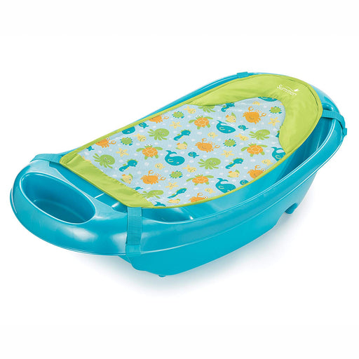 Summer Infant Splish 'n Splash Newborn to Toddler Tub - Blue - Preggy Plus