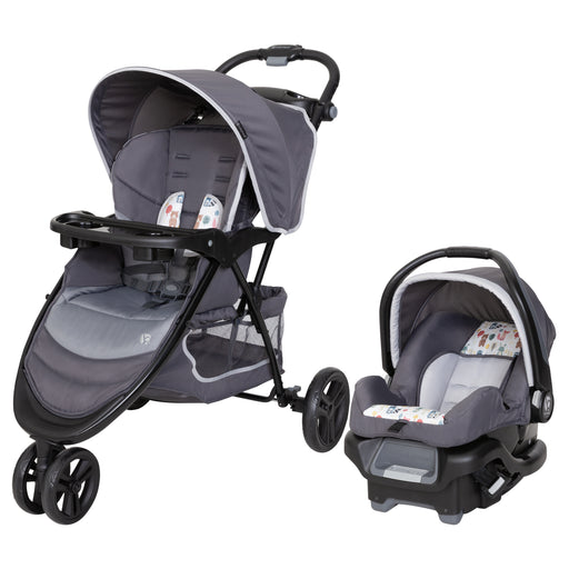 Baby Trend EZ Ride Travel System, Forest Party