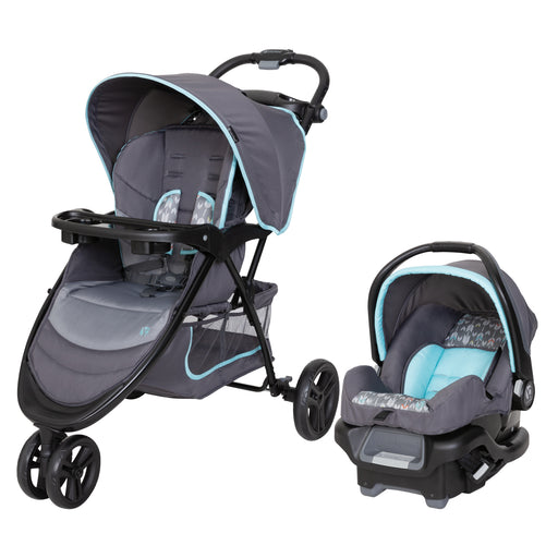 Baby Trend EZ Ride Travel System, Straight 'N Arrow