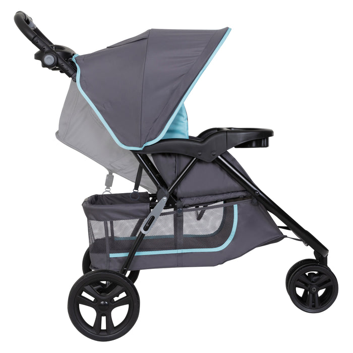 Baby Trend EZ Ride Travel System, Straight 'N Arrow - Preggy Plus