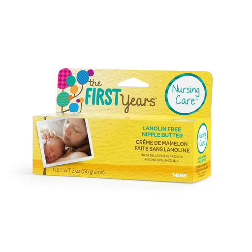 The First Years Lanolin-Free Nipple Soothing Cream - Preggy Plus
