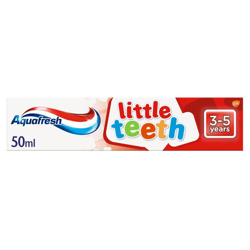 Aquafresh Little Teeth Toothpaste - Preggy Plus