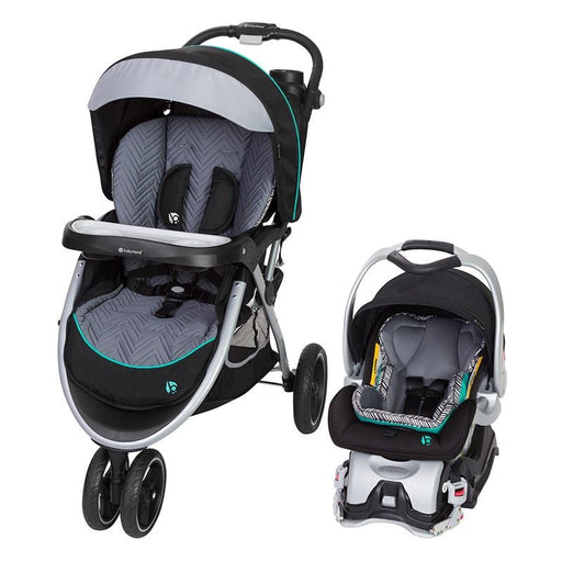 Baby Trend Skyview Plus Travel System, Ziggy - Preggy Plus