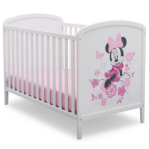 Delta Disney Minnie Mouse 3-in-1 Convertible Baby Crib - Preggy Plus