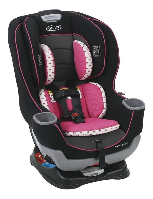 Graco Extend2Fit Convertible Car Seat - Kenzie - Preggy Plus