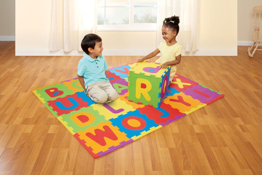 ABC Foam Playmat Learning Toy Set, 28 Pieces - Preggy Plus