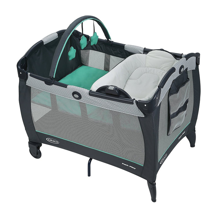 Graco Pack n Play with Reversible Napper & Changer, Basin - Preggy Plus