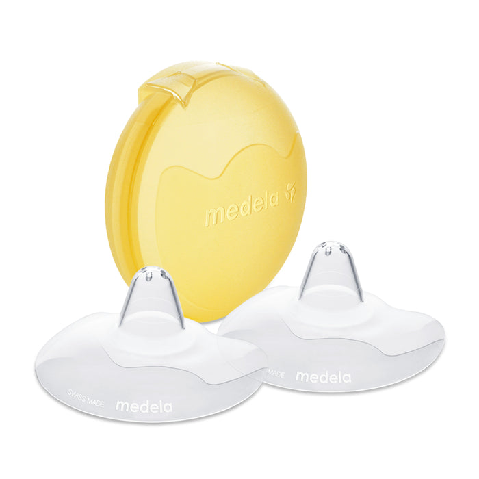 Medela Contact Nipple Shields and Case - 20 mm - Preggy Plus