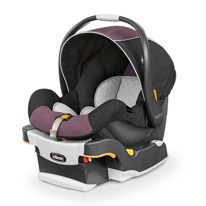 KeyFit 30 Infant Car Seat - Juneberry - Preggy Plus