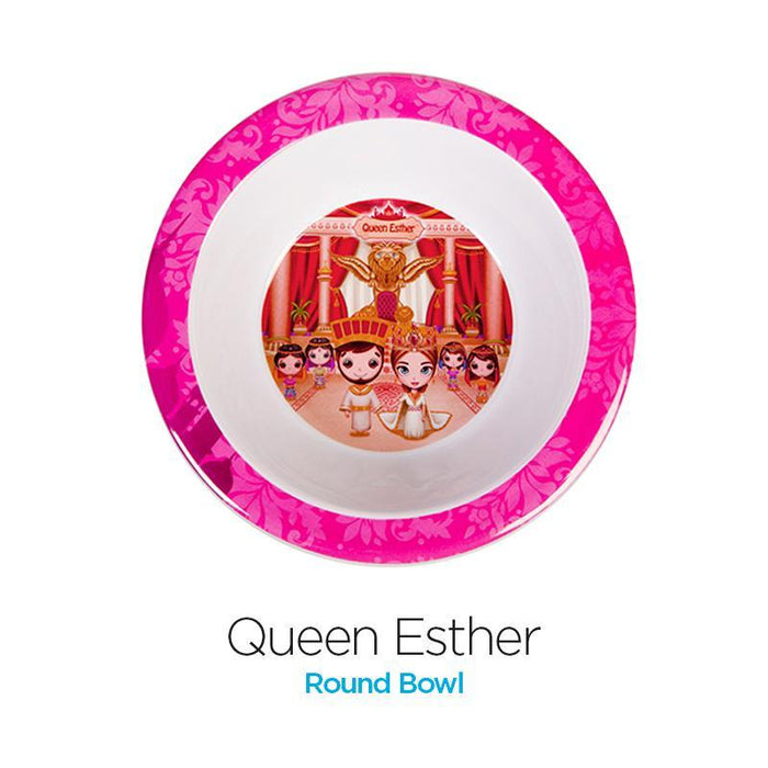 He Loves Me, Round Bowl, Queen Esther - Preggy Plus