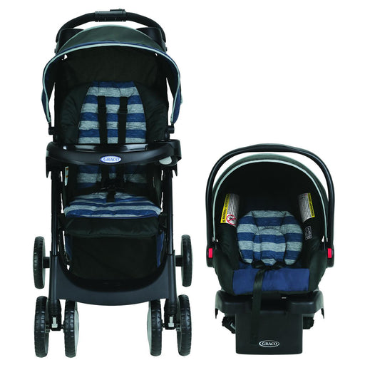 Graco Travel System Comfy Cruiser Click Connect, Caden - Preggy Plus