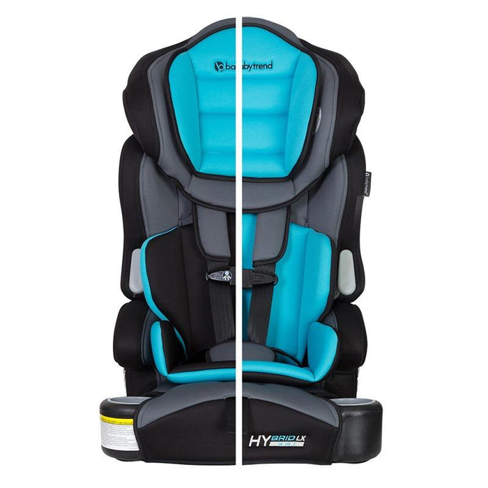 Hybrid  3-in-1 Car Seat - Capri Breeze - Preggy Plus
