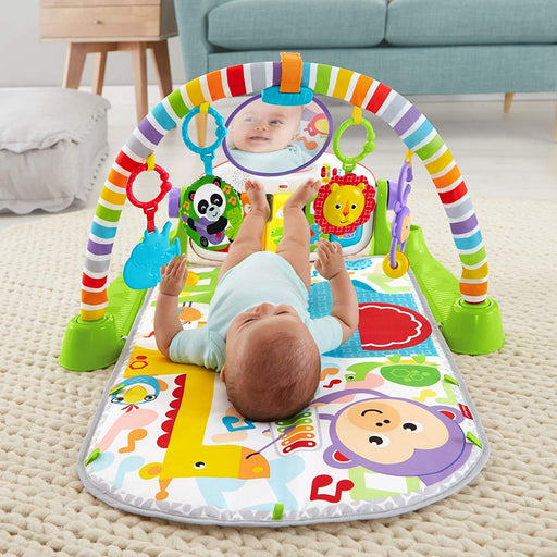 Fisher Price Deluxe Piano Activity Gym, Green - Preggy Plus