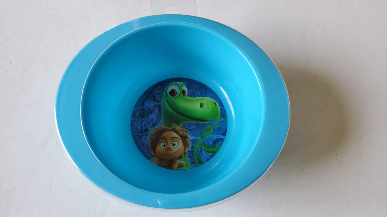 The First Years Disney The Good Dinosaur Toddler Bowl, Blue - Preggy Plus