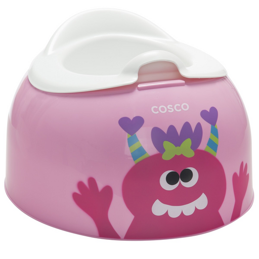 Cosco Simple Start Potty, Monster Shelley - Preggy Plus