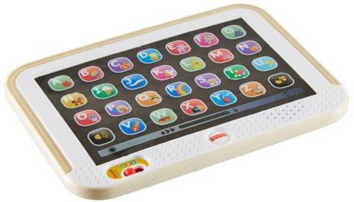 Fisher-Price Laugh & Learn Smart Stages Tablet - Beige - Preggy Plus