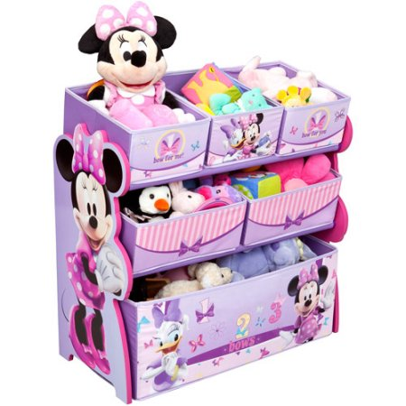 Delta Character Multi-Bin Organizer - Minnie Mouse - Preggy Plus