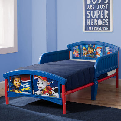 Delta Character Toddler Bed - Paw Patrol - Preggy Plus