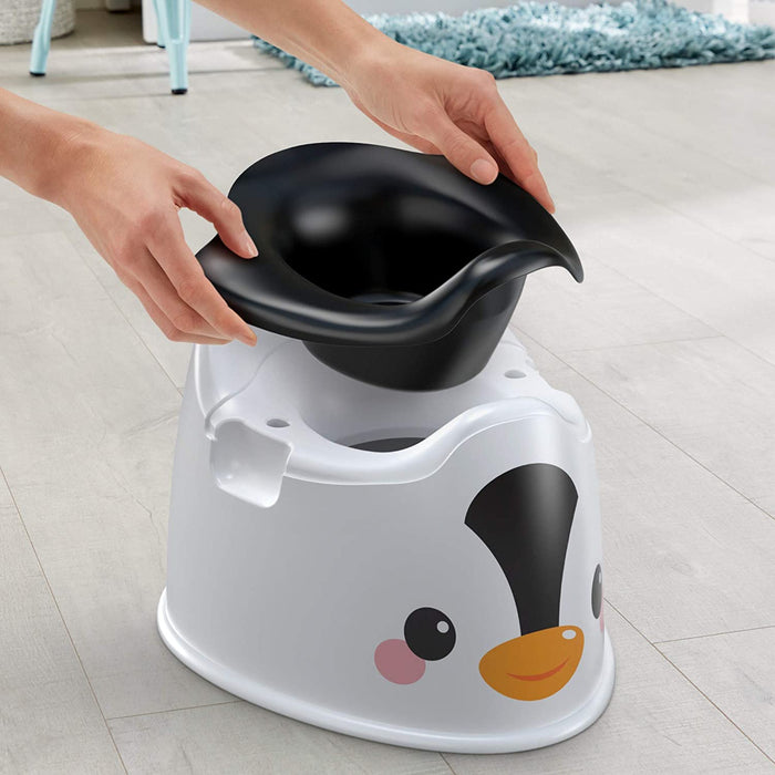 Fisher-Price Character Potty- Penguin
