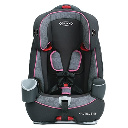 Graco Nautilus 65 3-in-1 Convertible Car Seat & Booster - Sylvia - Preggy Plus