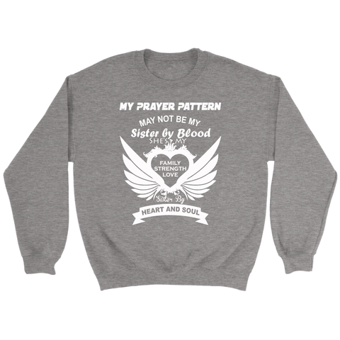 My Prayer Pattern Sweatshirt