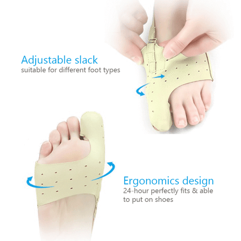 Orthopedic Shoes  Elastic Bunion Corrector