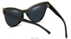 Image of STUNNING DIAMOND CAT EYE SUNGLASSES - Trendy Outdoor Deals Store