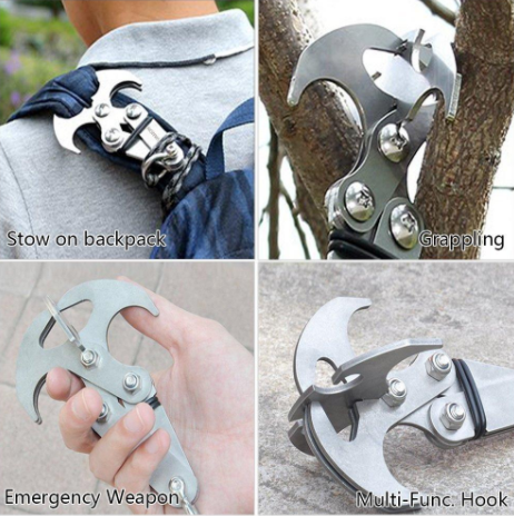 High Performance Grappling Gravity Hook - Trendy Outdoor Deals Store
