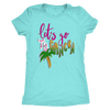 Image of Let's Go to Cancun 2019 Spring Break Vacation T-shirt