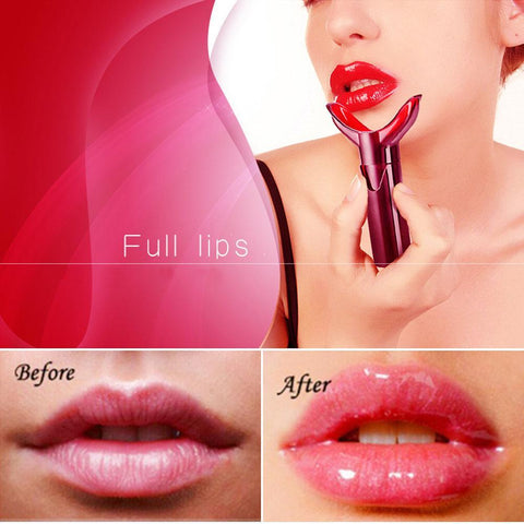 SEXY FULLER LIPS ENHANCER - Trendy Outdoor Deals Store