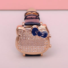 LED Wristwatches High-Grade Women's Watches