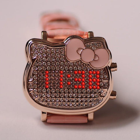 LED Wristwatches High-Grade Women's Watches - Trendy Outdoor Deals Store