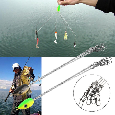 Fish Lures Multifunctional Fishing Tackle Combination - Trendy Outdoor Deals Store