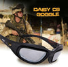 Image of New- Daisy C5 Polarized Army Goggles, Military Sunglasses 4 Lens Kit, Men's War Game Tactical Glasses Outdoor Sports Set of 9 - trendyoutdoordealsstore.com