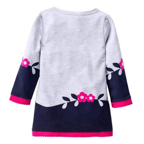 Princess Long Sleeve Party Dresses