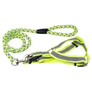 Step-in Adjustable Reflective Nylon Noctilucent - Trendy Outdoor Deals Store