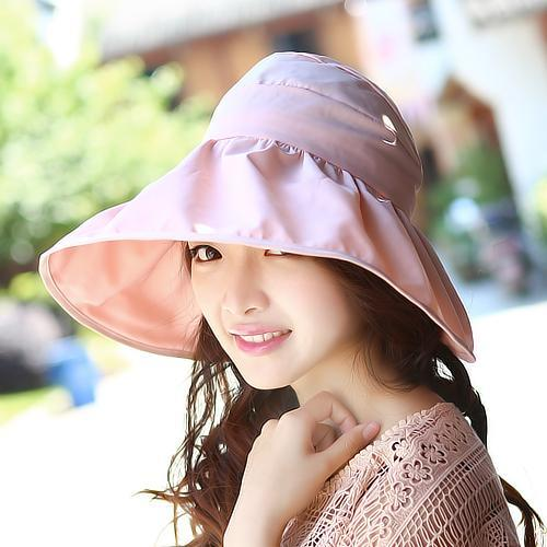 ... Sun Hats sun visor hat Sun Hats for women with big heads beach hat  summer UV ... 859c0c18b74