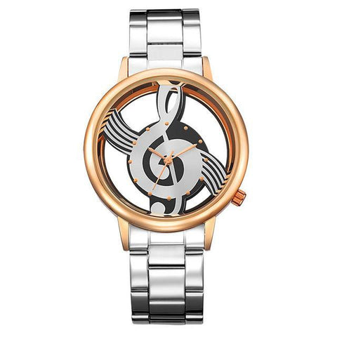 Unique Design Hollow Musical Watch - Trendy Outdoor Deals Store
