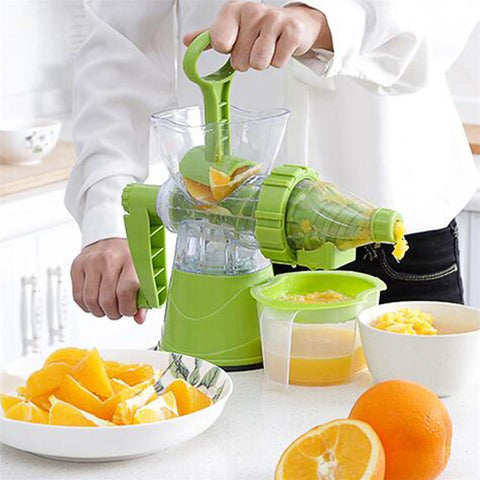 FRUIT SQUEEZER AND ICE CREAM MAKER KITCHEN TOOL - Trendy Outdoor Deals Store