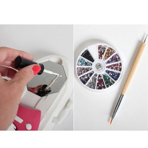 Nail Painting Arts Device Kits - Trendy Outdoor Deals Store