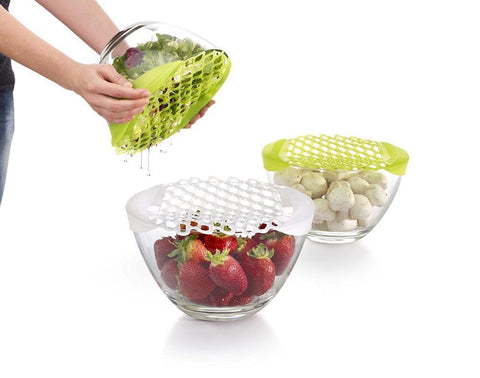 SILICONE DEFROSTING NET STRAINER THAWING PAD - Trendy Outdoor Deals Store